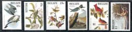 Belize              705/710  **     Oiseaux - Belize (1973-...)