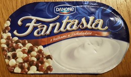 Yogurt Crunchy Choco Balls - Milk Tops (Milk Lids)