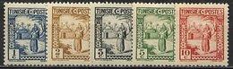 Tunisie, N° 161 à N° 180** Y Et T Avec N° 178a - Tunisie (1888-1955)