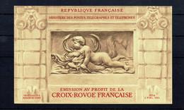 """FRANCE - Carnet Croix-Rouge 1952 à 1983 - COLLECTION Des 32 Carnets """"' 4 Paires"""" COMPLETS En LUXE. - Sculpture"""