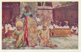 Indonesië - 2 Djangerspeelsters  [AA16-503) - Indonésie