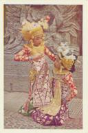 Indonesië - 2 Légongmeisjes - Tjondongspe [AA16-506) - Indonésie