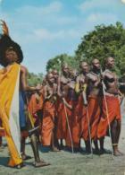 Masai Dancers [AA16-589 - Kenya
