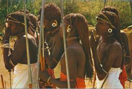 Masai Wariors - Kenya [AA16-590 - Kenya