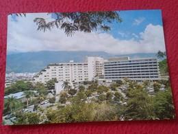 ANTIGUA POSTAL OLD POST CARD CARTE POSTALE HOTEL TAMANACO CARACAS VENEZUELA. VER FOTO Y DESCRIPCIÓN HOTELS SUDAMÉRICA - Venezuela