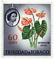 Ref. 267061 * NEW *  - TRINIDAD AND TOBAGO . 1960. QUEEN ELIZABETH II. REINA ELISABETH II - Trinidad & Tobago (1962-...)