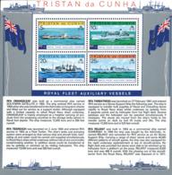 Ref. 104905 * NEW *  - TRISTAN DA CUNHA . 1978. SHIPS. BARCOS - Tristan Da Cunha