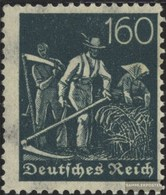 German Empire 190, Rare Watermark 2, Waffles Unmounted Mint / Never Hinged 1921 Workers - Nuovi