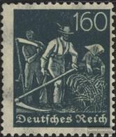 German Empire 190, Rare Watermark 2, Waffles Unmounted Mint / Never Hinged 1921 Workers - Ungebraucht
