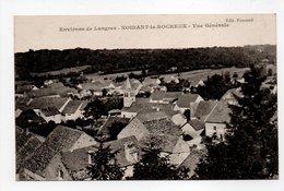 - CPA NOIDANT-LE-ROCHEUX (52) - Vue Générale - Edition Frossard - - France