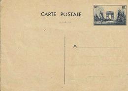 Carte 403 CP 1 Neuve Avec Légère Marque De Pli Vertical - Postal Stamped Stationery