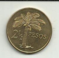 2 1/2 Pesos 1977 Guiné Bissau - Guinea-Bissau