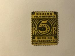 Allemagne Notgeld Vilsbiburg 5 Pfennig - [ 3] 1918-1933 : Weimar Republic