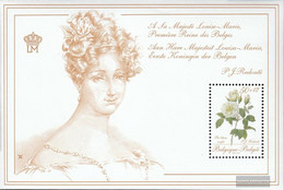 Belgium Block57 (complete Issue) Unmounted Mint / Never Hinged 1988 Rosen - Blocks & Sheetlets 1962-....