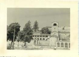 161118A - PHOTO 1958 MONTENEGRO - CETINJE Couvent De La Mère De Dieu - Montenegro