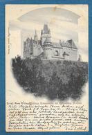 SCHLOSS KREUZENSTEIN BEI KORNEUBURG N. OEST. 1903 - Korneuburg