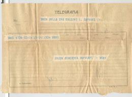 TELEGRAPH, TELEGRAMME SENT FROM IASI TO BUCHAREST, ROMANIA - Télégraphes