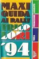 Autosprint 08 1994 Allegato Pocket:maxi Guida Ai Rally Tricolori '94. - Automobilismo - F1