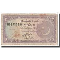 Billet, Pakistan, 2 Rupees, 1985, KM:37, B - Pakistan