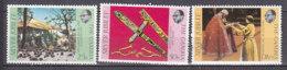 B0026 - GAMBIA Yv N°337/39 ** SILVER JUBILEE - Gambie (1965-...)