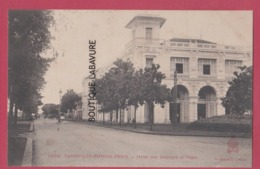 CAMBODGE---PHNOM-PENH-----Hotel Des Douanes Et Régie- - Cambodia