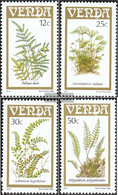South Africa - Venda 116-119 (complete Issue) Unmounted Mint / Never Hinged 1985 Farngewächse - Venda