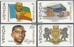 South Africa - Venda 18-21 (complete Issue) Unmounted Mint / Never Hinged 1979 Independence - Venda