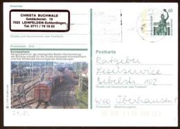 77704) BRD - P 139 - U7/97 - OO Gestempelt - 7014 Kornwestheim, Rangierbahnhof - [7] West-Duitsland
