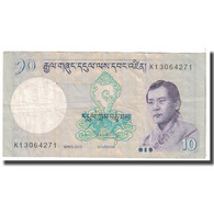 Billet, Bhoutan, 10 Ngultrum, 2006, KM:29, TTB - Bhoutan