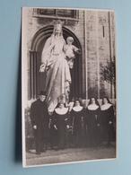 NON / ZUSTER / SOEUR / RELIGIEUSE / SISTER ( ROZA ) ( Format PK / CP - Zie Foto's Voor Detail ) ! - Religión & Esoterismo