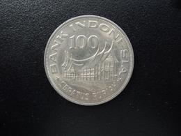 INDONÉSIE : 100 RUPIAH   1978   KM 42    SUP+ (non Circulé) - Indonésie
