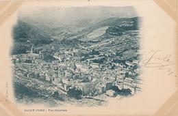 SAINT PONS - VUE GENERALE - Saint-Pons-de-Thomières