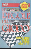 Autosprint 02 1994 Allegato Pocket:le Regole Del Gioco(norme Sportive E Tecniche). - Automobilismo - F1