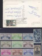 FRANCE ! CARTE Et Timbres De Martinique NEUFS * Depuis 1920 - Martinique (1886-1947)