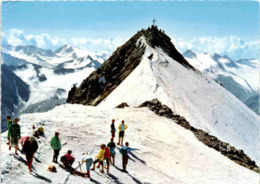 Südgipfel Der Ötztaler Wildspitze (3749) * 19. 8. 1974 - Pitztal