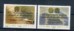 A23261)Vatikan 1523 - 1524** - Vatikan