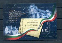 A23260)Bulgarien Bl 319** - Bulgaria