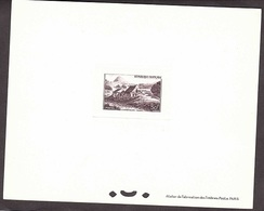 France - N° 843 - Mont Gerbier De Jonc - Epreuve De Luxe Ayant Appartenu à L'artiste Pierre MUNIER - Autres Communes