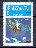 MALDIVES .  (CWER 256) - Maldives (1965-...)