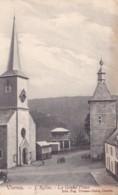 Vierves L'Eglise - La Grand'Place Circulée En 1911 - Couvin