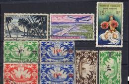 FRANCE ! Timbres Anciens Et AÉRIENS De L'Océanie Et POLYNÉSIE Depuis 1920 - Océanie (Établissement De L') (1892-1958)
