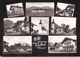 Allemagne > Bavière > Chiemgauer Alpen  Gruss Aus Rottau Multi Vues - Chiemgauer Alpen