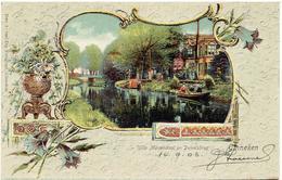 GINNEKEN - Breda - Villa Mariendaal En Duivelsbrug - Foto A. Van Erp Fotograaf Ginneken - Breda
