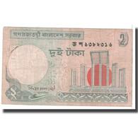 Billet, Bangladesh, 2 Taka, 2007, KM:6Cj, TB - Bangladesh