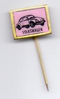 Pin VW VOLKSWAGEN BEETLE BUG Käfer Car Automobilia - Volkswagen