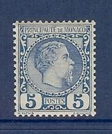 MONACO N° 3 TTB ** - Monaco