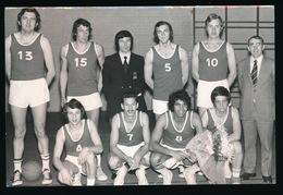 ZWEVEGEM -  1973 - FOTO 15 X 9 CM -  SOBECA ZWEVEGEM KAMPIOEN - Zwevegem