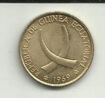 1 Peseta 1969 Guiné Equatotial - Guinée Equatoriale
