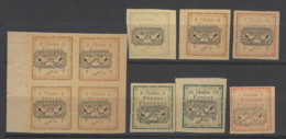 Persia - 1902 - Nuovo/new MH/MNH - Sovrastampati - Iran