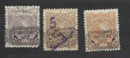 Persia - 1902 - Sovrastampati - Lotto - Iran